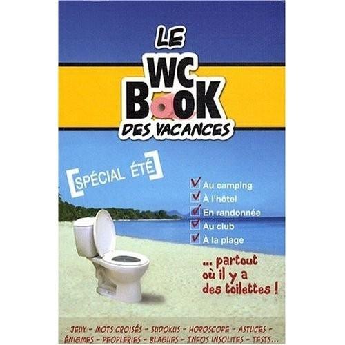 Le WC Book des vacances