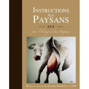 Instructions aux paysans, pour l'élevage de leurs troupeaux