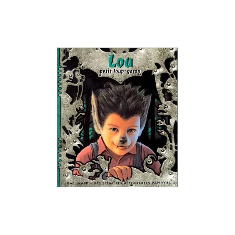 Livre Enfant De P M Valat Lou Petit Loup Garou