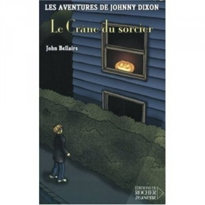 Les aventures de Johnny Dixon - Le Crâne du sorcier