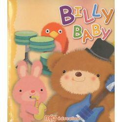 Billy Baby - Livre jaune