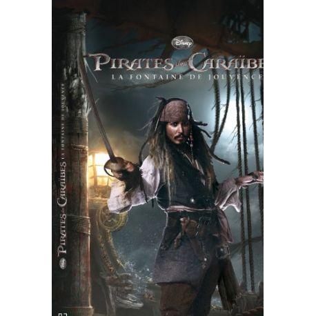 Pirates des Caraïbes - La fontaine de jouvence