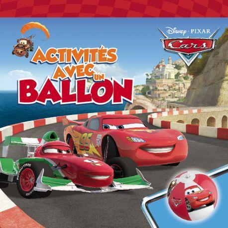 Cars - Activités avec un ballon