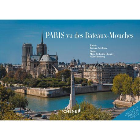 Paris vu des Bateaux-Mouches