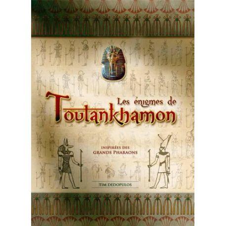 Les énigmes de Toutankhamon