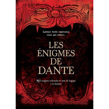 Les énigmes de Dante - 150 énigmes infernales et jeux de logique à se damner