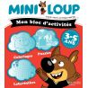 Mini Loup - Mon bloc d'activités 3-5 ans