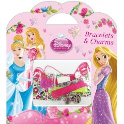 Bracelets et Charms Disney princesses
