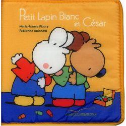 Petit Lapin Blanc et César