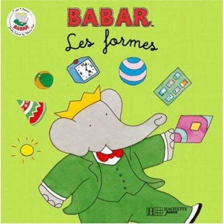Babar - Les formes