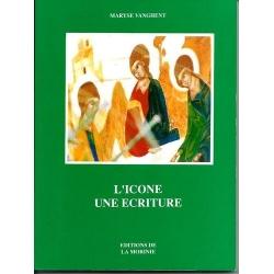 L'Icône, Une Ecriture