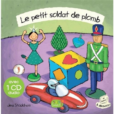 Le petit soldat de plomb + CD audio