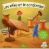 Les elfes et le cordonnier + CD audio