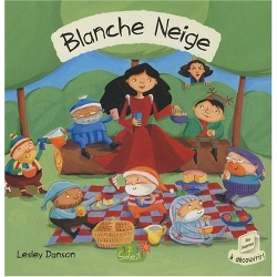 Blanche Neige + CD audio