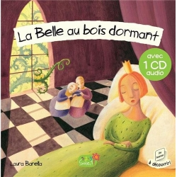 La belle au bois dormant + CD audio