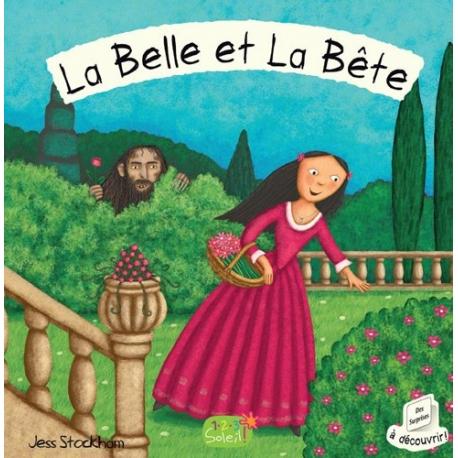 La belle et la bête + CD audio