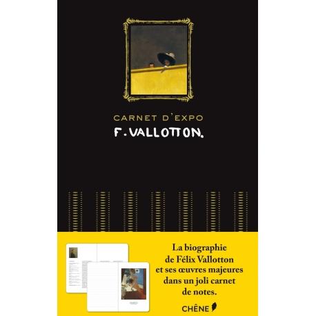 Carnet d'expo Félix Vallotton