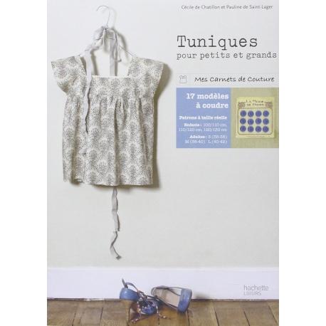 Mes carnets de couture - Tuniques pour petits et grands