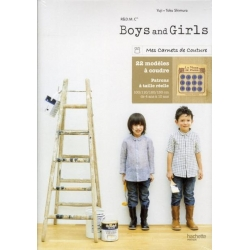 Mes carnets de couture - Boys and Girls