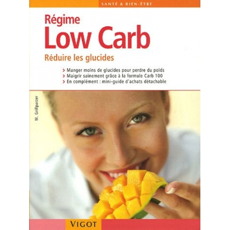 Régime Low Carb - Réduire les glucides