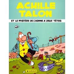 Achille Talon et le mystère de l'homme à deux têtes
