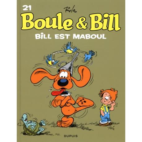 Boule & Bill - Bill est maboul