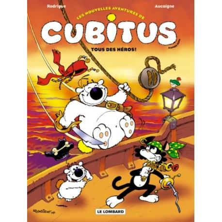 Les nouvelles aventures de Cubitus - Tous des héros !