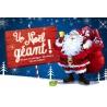 Un Noël géant - 100 jeux et coloriages + 100 stickers tout en couleurs !