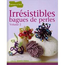 Irrésistibles bagues de perles - Volume 2