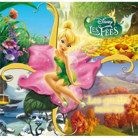 Les quatre saisons - Disney Les Fées
