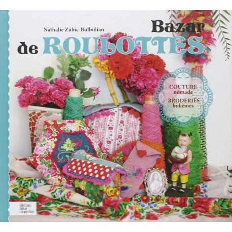 Bazar de roulottes - Couture nomade, broderies bohèmes