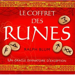 Le coffret des runes - Un oracle divinatoire d'exception