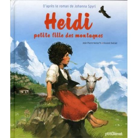 Heidi - Petite fille des montagnes