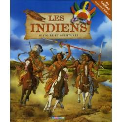 Les Indiens, histoire et aventures
