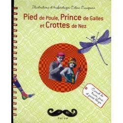 Pied de poule, prince de Galles et crottes de nez