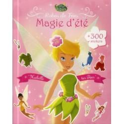 Robes de Fées - Magie d'été + 300 stickers