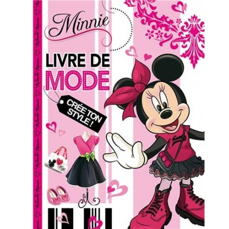 Minnie - Livre de mode