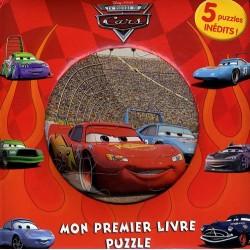 Mon premier livre puzzle Cars