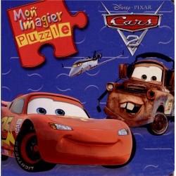 Mon imagier puzzle Cars 2
