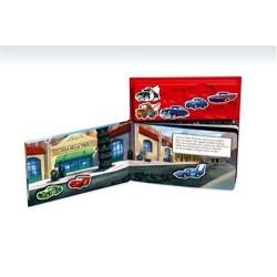 Cars - En route pour l'aventure ! - Livre magnétique avec 8 aimants