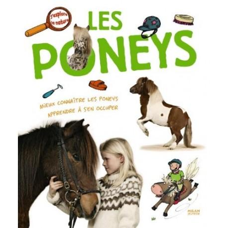 Les poneys - Mieux connaître les poneys apprendre à s'en occuper
