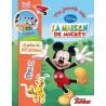 Ma journée avec La maison de Mickey - 1 histoire des décors et plus de 200 stickers