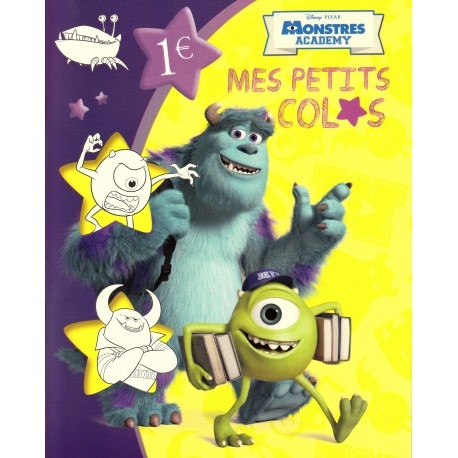 Monstres academy - Mes petits colos