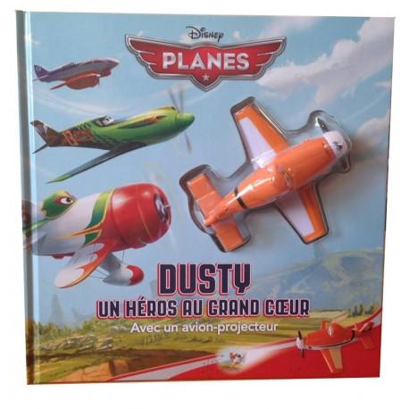 Dusty - Un héros au grand coeur - Avec 1 avion-projecteur