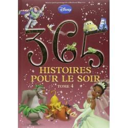 365 histoires pour le soir - TOME 4