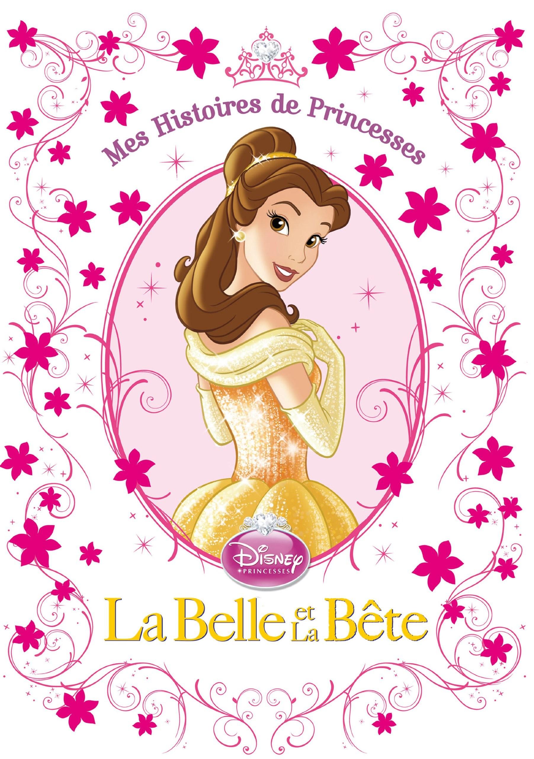 Beau Image A Imprimer La Belle Et La Bete