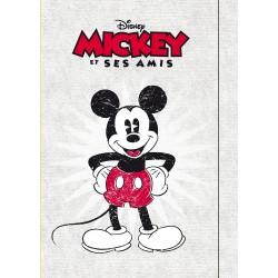 Mickey et ses amis - Carnet aimanté