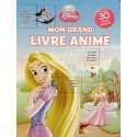 Mon grand livre animé - Disney Princesses - Plus de 30 volets à soulever