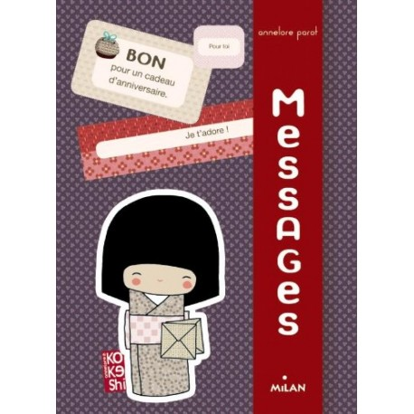 Messages - Kokeshi