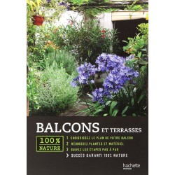 Balcons et terrasses - 100% nature